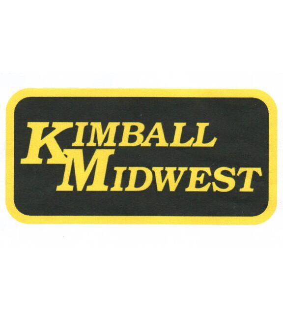 Sew On Kimball Midwest Patch 8 00