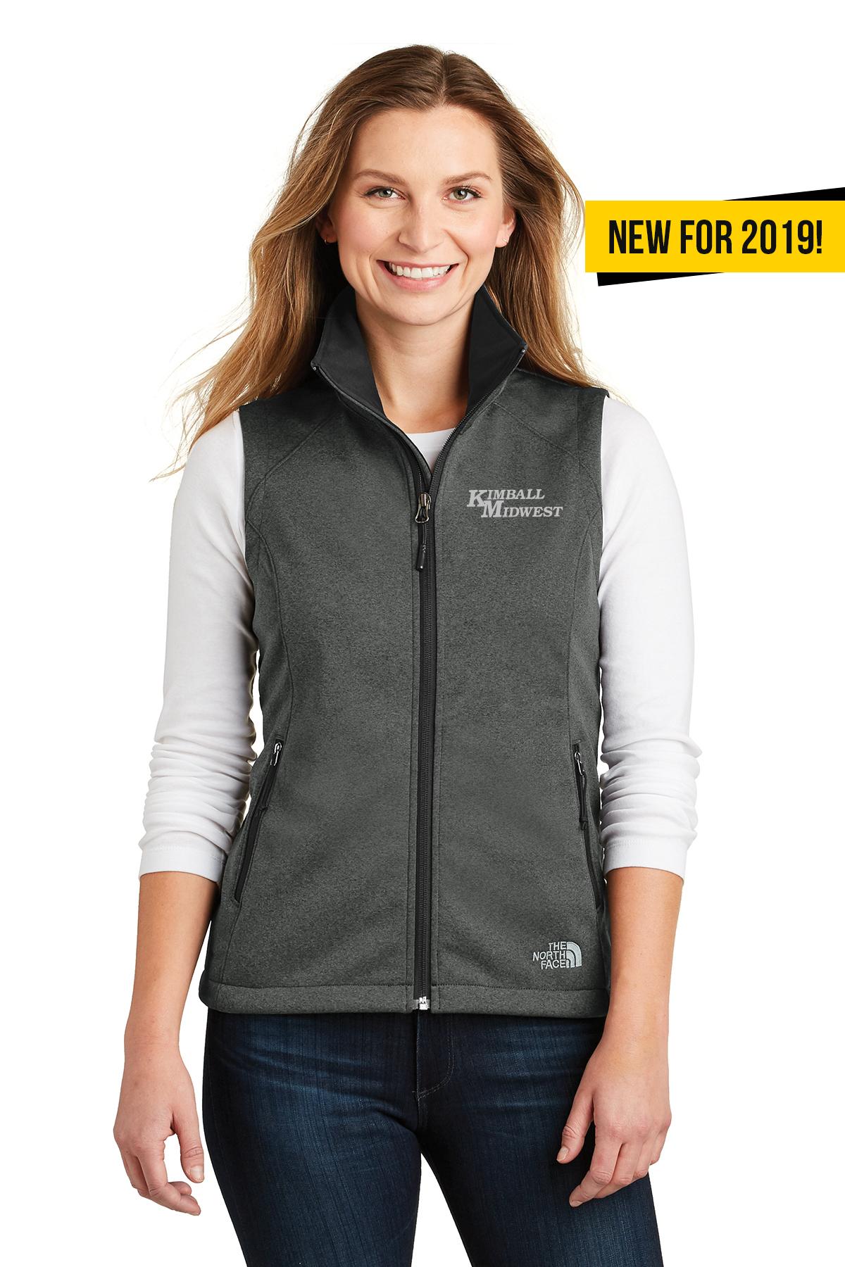 d360621854d7 The North Face Ladies Ridgeline Soft Shell Vest