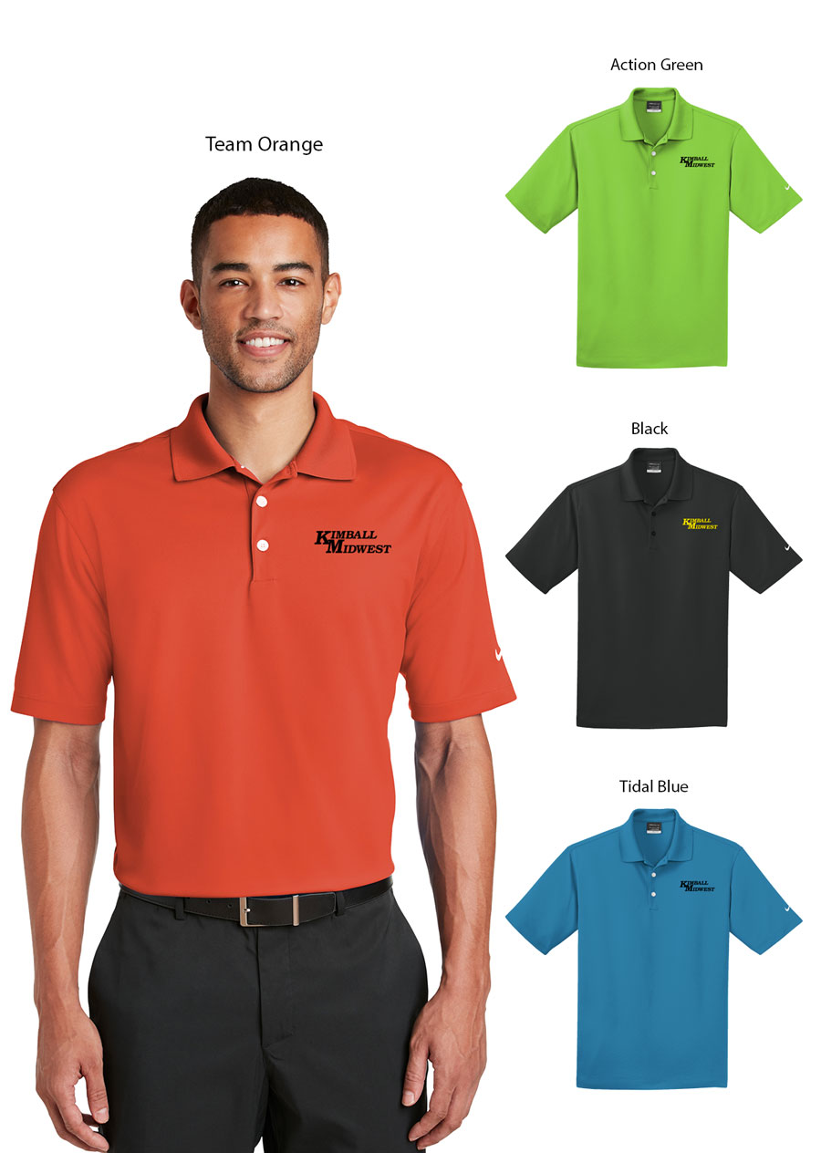 26a93e44 Nike Golf Mens Dri Fit Micro Pique Polo Sport Shirt - DREAMWORKS